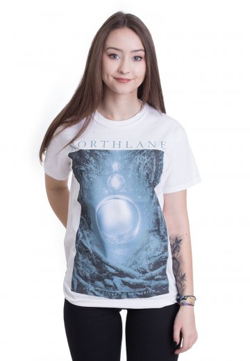 Northlane - Sphere White - T-Shirt