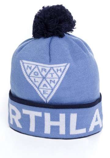 Northlane - Tripdex Light Blue Pom - Beanie