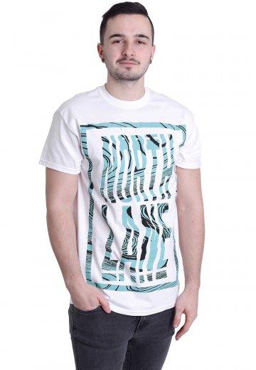 Northlane - Wavelength White - T-Shirt