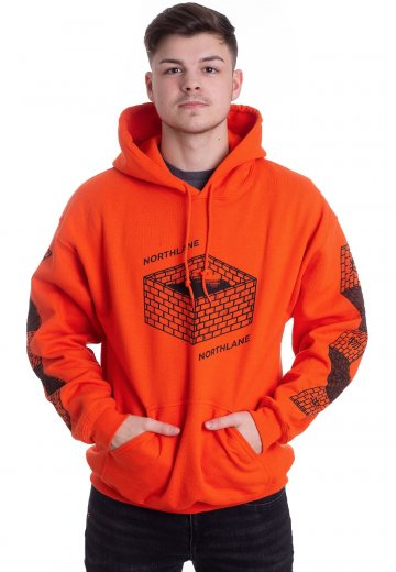 Northlane - Well Orange - Hoodie