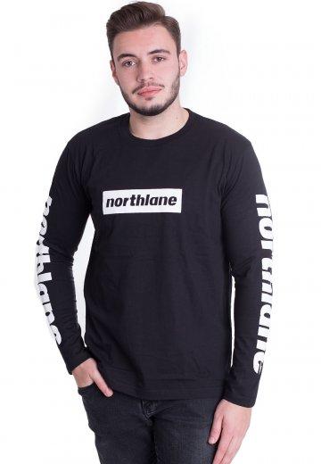 Northlane - White Classic Box - Longsleeve