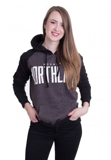 Northlane - Zero One Charcoal/Black - Hoodie
