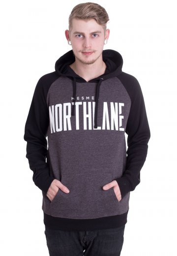Northlane - Zero One Charcoal/Black - Hoodie