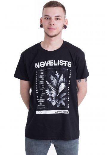 Novelists - Ripe - T-Shirt
