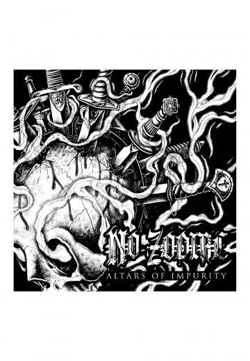 No Zodiac - Altars Of Impurity - Digipak CD