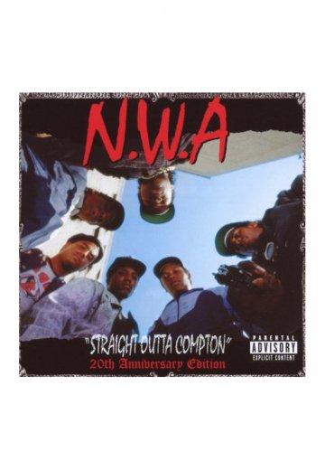 N.W.A. - Straight Outta Compton (20th Anniversary Edition) - CD