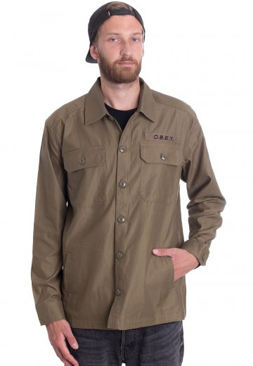 Obey - Breakdown Dull Army - Jacket