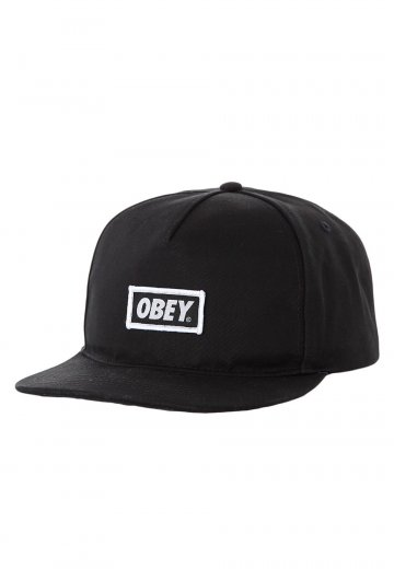 Obey - New Original Snapback - Cap - Streetwear Shop - Impericon.com UK e2261f1cc9d