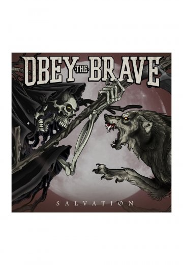 Obey The Brave - Salvation - CD