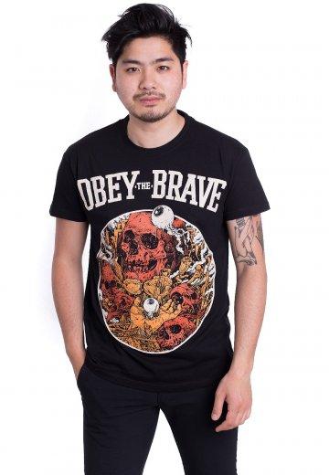 Obey The Brave - Eyeskull - T-Shirt