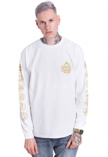 Obey The Brave - Mad Season White - Longsleeve