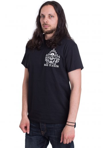 Obey The Brave - Reaper Leaf - T-Shirt