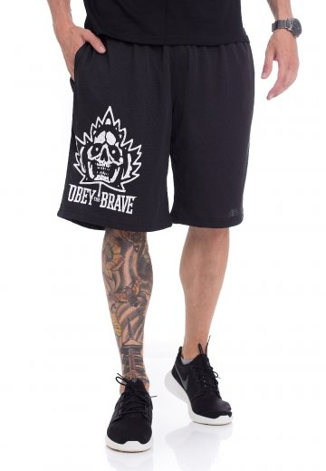 Obey The Brave - Reaper Leaf - Shorts