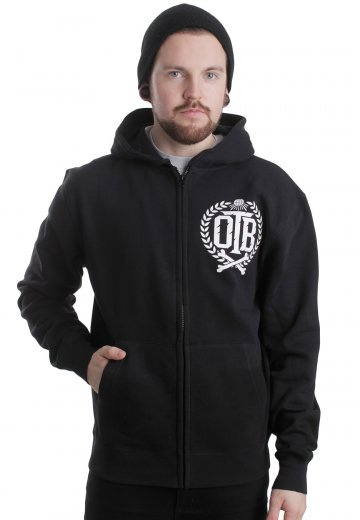 Obey The Brave - Stronger - Zipper