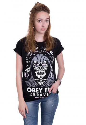 Obey The Brave - Way It Goes - T-Shirt