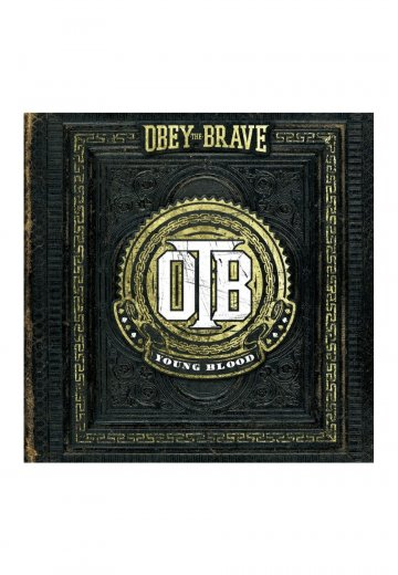 Obey The Brave - Young Blood - CD