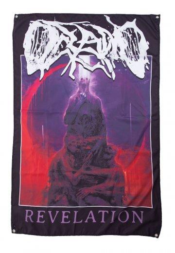 Oceano - Revelation Cover - Flag
