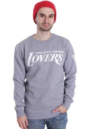 One Love Apparel - Ballers Sportsgrey - Sweater