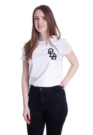 One Love Apparel - Cobwebs White - T-Shirt