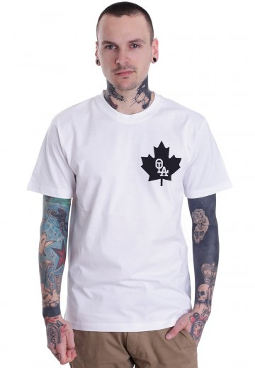 One Love Apparel - Cough Syrup White - T-Shirt