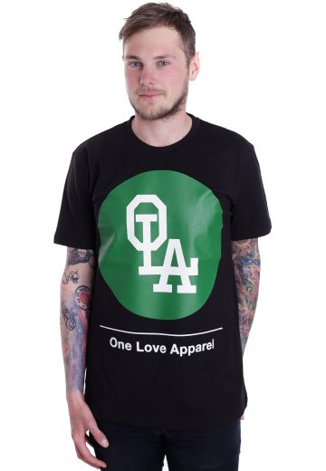 One Love Apparel - L-Train - T-Shirt