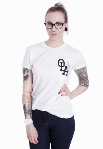 One Love Apparel - OLA Tribe White - T-Shirt