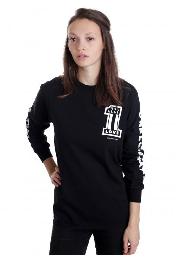 One Love Apparel - QTR Mile - Longsleeve