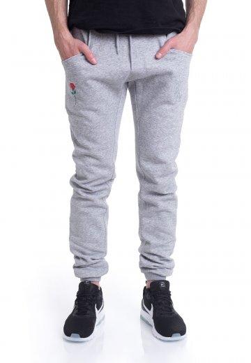 cdee6c8dbfc27 One Love Apparel - Rose Heather Grey - Sweat Pants - Streetwear Shop ...