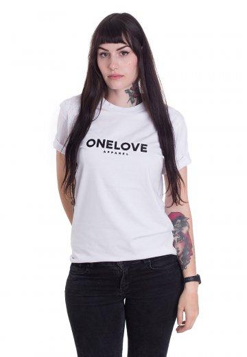 One Love Apparel - Staple White - T-Shirt