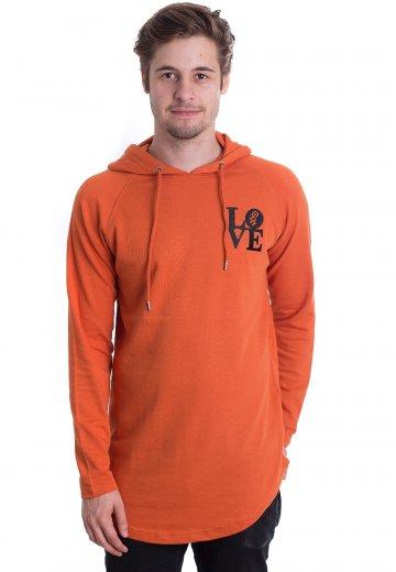 One Love Apparel - Statue Orange - Hoodie