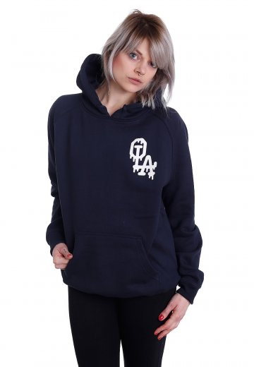 One Love Apparel - Stay Cold Navy - Hoodie