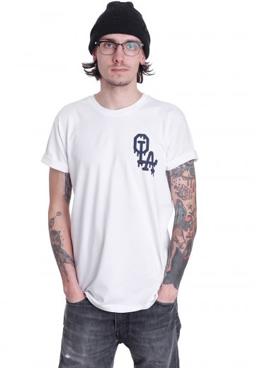 One Love Apparel - Stay Cold White - T-Shirt