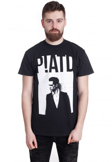 Panic At The Disco Brendon B W T Shirt Impericon Com De