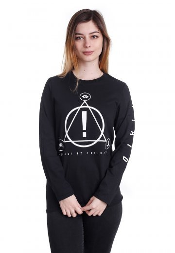 05dacb7e Panic! At The Disco - Icons - Longsleeve - Impericon.com US
