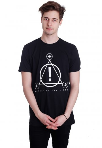 849031834 Panic! At The Disco - Icons - T-Shirt - Impericon.com UK