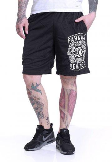 Parkway Drive - Byron Crest Zip - Shorts