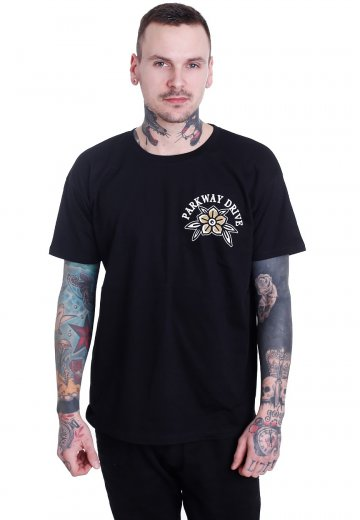 Parkway Drive - Globe - T-Shirt