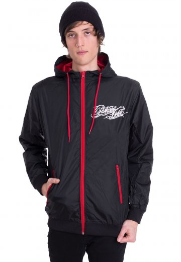 Parkway Drive - Ire Black/Red - Windbreaker