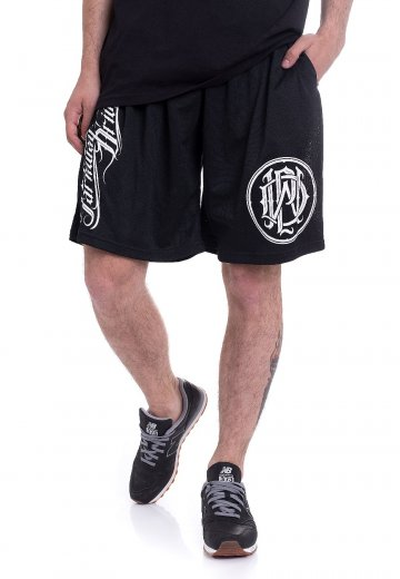 Parkway Drive - Logo Monogram Zip - Shorts