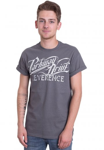 Parkway Drive - New Logo Charcoal - T-Shirt