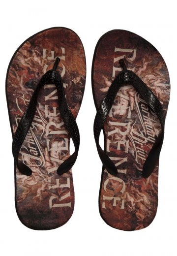 Parkway Drive - Reverence - Sandals