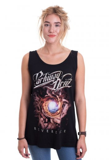 Parkway Drive - Reverence Cover - Tank