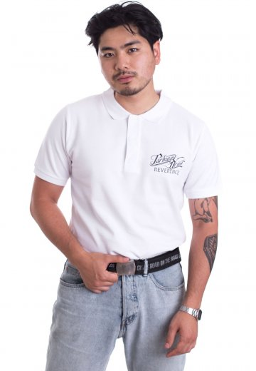 Parkway Drive - Reverence Polo White - Polo