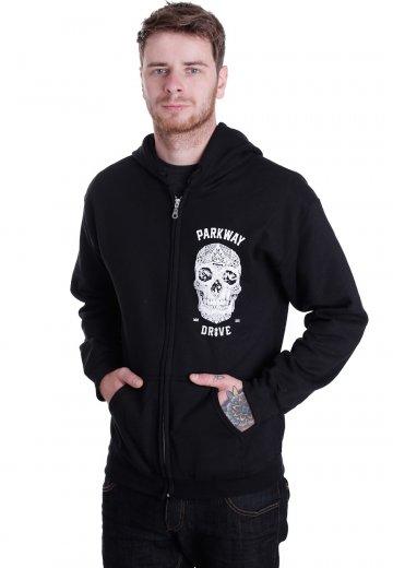 Parkway Drive - Sneaky Skull - Zipper