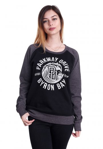 Parkway Drive - Vice Wave Black/Charcoal - Sweater