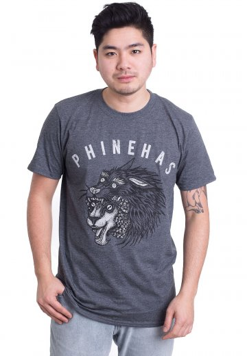 Phinehas - Sheep In Wolf Dark Heather - T-Shirt