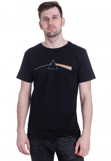 Pink Floyd - Dark Side Of The Moon Plain - T-Shirt - Official Folk Rock Merchandise  Shop - Impericon.com Worldwide cd35fdd04
