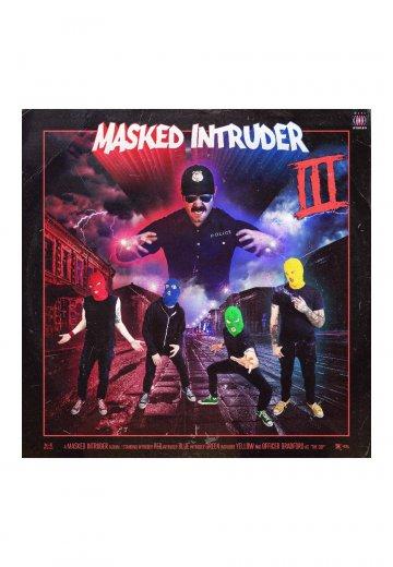 Masked Intruder - III - CD