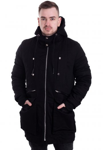 Poizen Industries - Knockout Black - Jacket