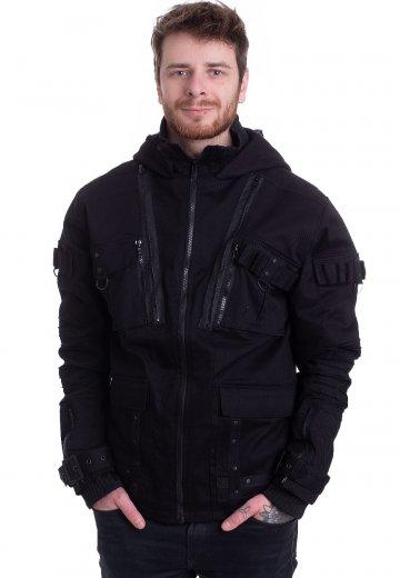 Poizen Industries - Meteor Black - Jacket
